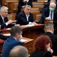 """Coronavirus e i """"pieni poteri"""" a Orban. Il Pd: """"Un regime autoritario non può fa parte..."""