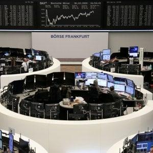 Borse europee in rialzo.. Segnali positivi sulla ripresa dell'economia cinese