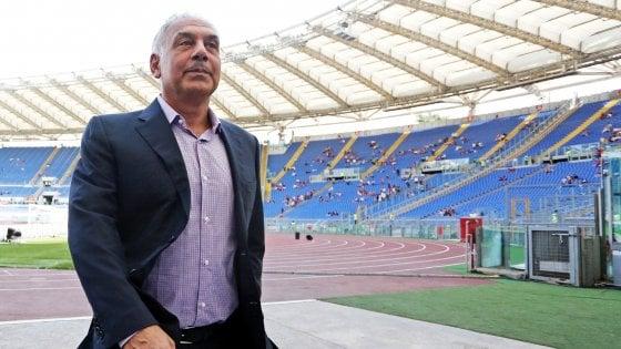 """Coronavirus, Roma; Pallotta rilancia sulla vendita del club a Friedkin: """"Sempre possibile"""""""