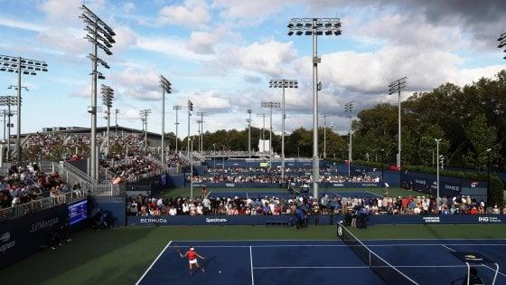 Coronavirus, il tennis in campo: Flushing Meadows diventa un ospedale