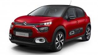 Nuova Citroën C3, profumo di novità