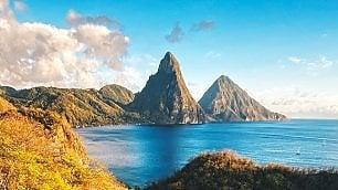 St. Lucia in 7 itinerari virtuali