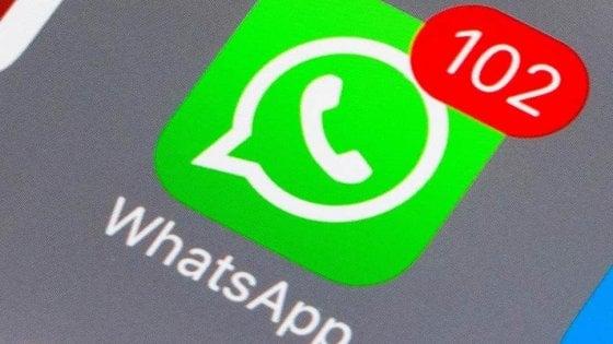 """Coronavirus, prove di """"lockdown"""" per WhatsApp: in India solo 15 secondi per i video negli """"stati"""""""