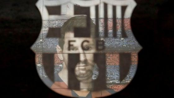 """Barcellona, Bartomeu: """"Taglio stipendi non basta, cassa integrazione per i dipendenti"""""""
