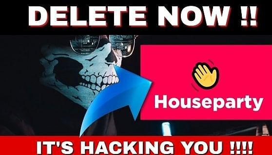 """Houseparty: """"Un milione di sterline a chi smaschera il falso attacco hacker contro di noi"""""""