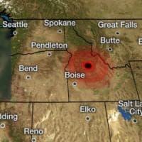 Terremoti, Usa: scossa di magnitudo 6.5 in Idaho