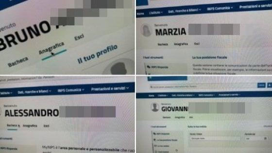 Bonus 600 euro Inps, sito chiuso dopo il caos. Scambi di persona tra gli utenti, Tridico: Abbiamo subito attacchi hacker