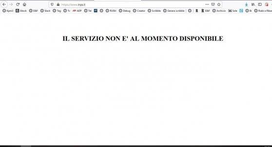 Bonus 600 euro, giornata di caos sul sito Inps. Scambi di persona tra gli utenti, Tridico: Abbiamo subito attacchi hacker