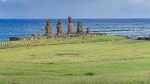 Rapa Nui riscopre il suo Tabù