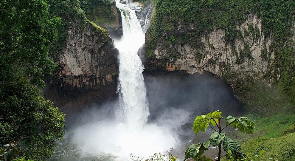 Ande, la più famosa cascata dell'Ecuador è svanita