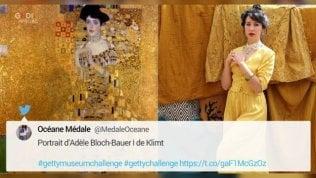 """Il museo Getty: """"Ricreate l'opera d'arte con ciò che avete in casa"""""""
