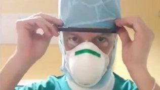"""""""Domani arriverà lo stesso"""": il video dell'infermiere è da brividi"""