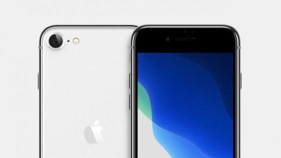 Apple, arriva il nuovo iPhone SE: simile all'8, con il motore dell'iPhone 11