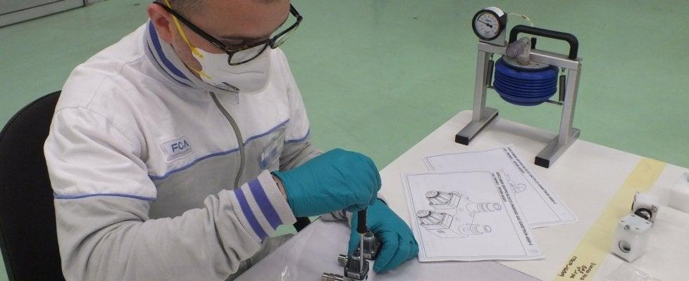 FCA aiuta la Siare di Valsamoggia per la produzione di ventilatori polmonari