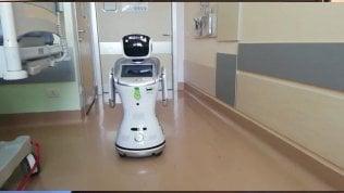 """Ecco i robot-medici che dialogano con i pazienti: """"Come si sente?"""""""