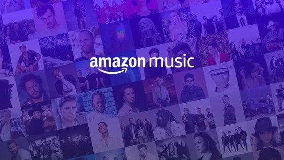 Amazon Music, da oggi lo streaming gratuito anche per chi non ha Prime