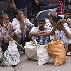 India, 120 milioni di migranti interni che da lavoratori a giornata sono diventati mendicanti