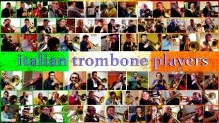 L'impresa dei 70 trombonisti: suonano a distanza l'inno alla vita