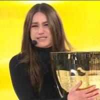 Tv: Amici, vince la cantante Gaia.