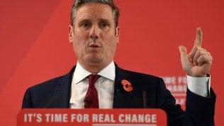 Starmer è il nuovo leader del Labour
