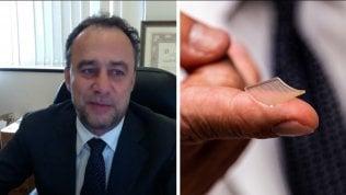"""Gambotto, da Bari agli Usa: """"Dal cerotto-vaccino una speranza"""""""