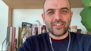 """Saviano: """"Italia dopo la pandemia: proviamo a sognarla"""""""