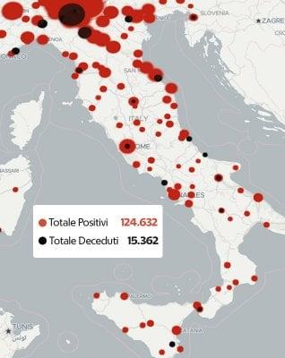 Il numero di tamponi, la curva dei contagi, la letalità: numeri e grafici per capire la pandemia