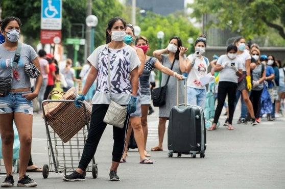 Coronavirus nel mondo, contagi, situazione e news