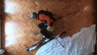 Si può sciare anche a casa: la soluzione dell'ingegnere tedesco