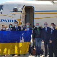"""Ucraina: """"I nostri medici nelle Marche in nome dell'amicizia con l'Italia"""""""