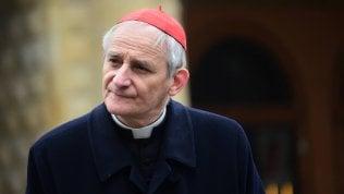 Il cardinale Zuppi: Anch'io vorrei celebrare la messa ma ci sono rischi e le regole vanno rispettate