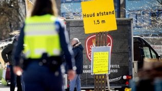 """Ecco perché il """"lockdown intelligente"""" dei Paesi Bassi non funziona"""