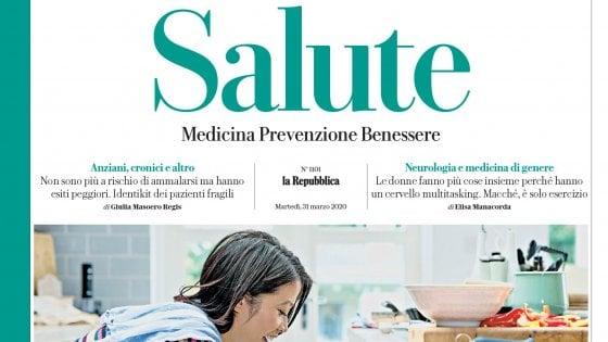 Per Tre Mesi L Inserto Rep Salute Vi Aspetta Sul Web La Repubblica