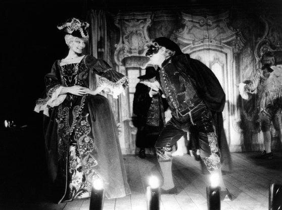 Gianrico Tedeschi, 100 anni di vita e di teatro