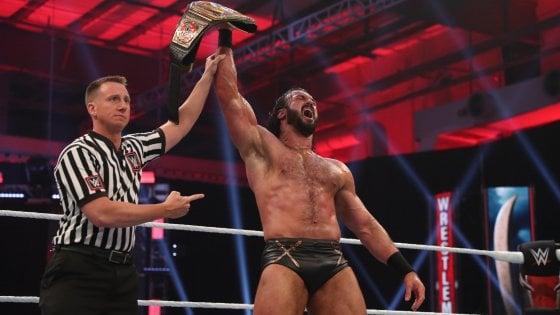 Wrestling, a WrestleMania 36 trionfa Drew McIntyre - la Repubblica