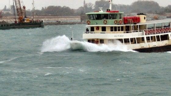 Annegate due donne nella laguna di Venezia, erano a bordo di