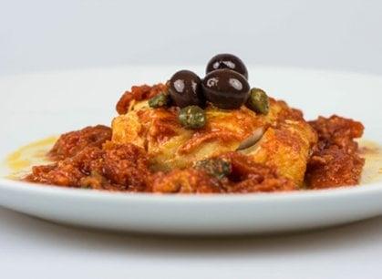 Merluzzo alla siciliana