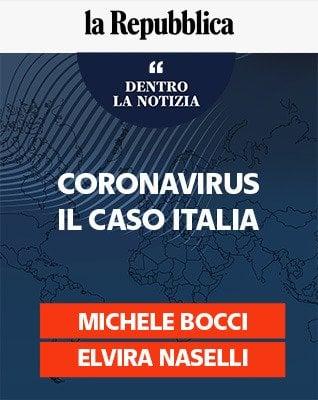 """Dentro la notizia Naselli e Bocci: """"Coronavirus, il caso Italia"""""""