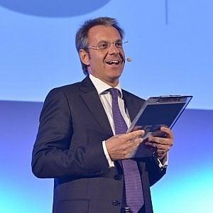 Giorgio Santambrogio presidente Adm