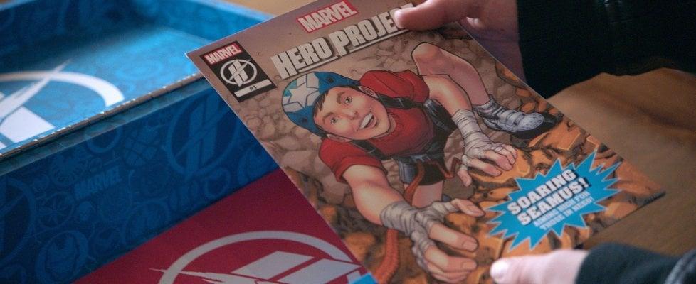 Ecco i ragazzini (veri) supereroi, li celebra la nuova serie 'Marvel's Hero'