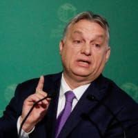 Il premier ungherese Orbán e i fondi europei