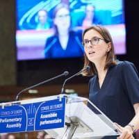 """Francia, la ministra de Montchalin: """"I populisti vinceranno se non siamo uniti nella..."""