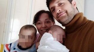 """Neomamma guarisce e torna a casa: """"Finalmente abbraccio la mia bimba"""" di CRISTINA PALAZZO"""