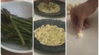 Gnocchi agli asparagi: il primo piatto che profuma di primavera