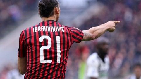 Milan, Ibrahimovic in campo: si allena in Svezia con l'Hammarby