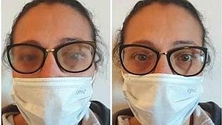 Occhiali e mascherina: i trucchi per non far appannare le lenti