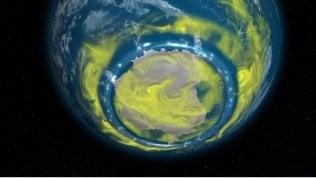 Antartide, il buco dell'ozono si sta chiudendo di SANDRO IANNACCONE
