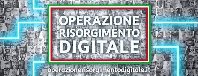 Operazione Risorgimento Digitale va avanti, al via 'Maestri d'Italia'