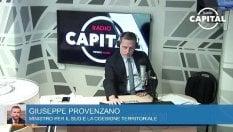 """Il ministro Provenzano: """"Liquidità alle imprese, le banche ora si muovano"""""""