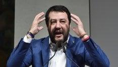 """Salvini: """"Se Conte o Gualtieri firmeranno anche mezzo Mes, sfiducia in Parlamento"""""""